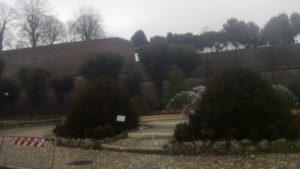 Siena ingresso piazza
